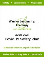 WLA 2020 Covid Safety Guide